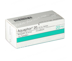 Аквафор (крем) 20 мг / Aquaphor 20 mg