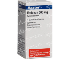 Эндоксан 500 мг / Endoxan 500 mg