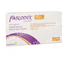 Фазлодекс 250 мг/5 мл / Faslodex 250 mg/5 ml