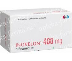 Руфинамид 400 мг / Inovelon 400 mg