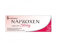 Напроксен 250 мг / Naproxen 250 mg