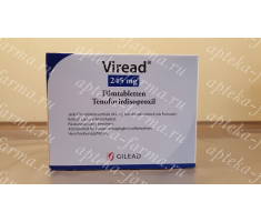 Виреад 245 мг / Viread 245 mg
